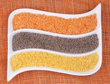 Free Lentil Royalty Free Stock Photography - 20334157