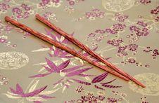 Free Chopsticks Stock Photography - 20334162