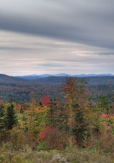 Free Autumn New Hampshire Royalty Free Stock Photography - 20335257