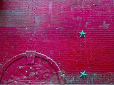 Free Red Brick Wall Stock Images - 20335404