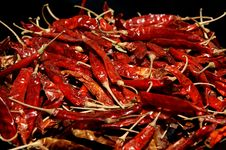 Free Chili Peppers Stock Image - 20335531