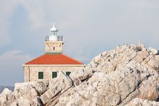 Free Lighthouse And Mews Royalty Free Stock Photos - 20336208