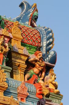 Free Hindu Temple Stock Photos - 20336673