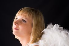 Free Wonderful Angel Portrait Royalty Free Stock Image - 20336966