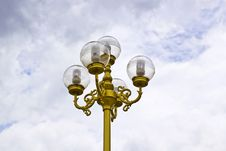 Free Street Lamp Royalty Free Stock Photo - 20338045