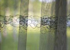 Free Soft Embroided Background Royalty Free Stock Photos - 20339058