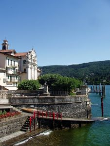 Free Isola Bella Lago Maggiore Italy Royalty Free Stock Photo - 20339105