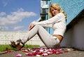 Free Beautiful Blond Royalty Free Stock Photo - 20345075