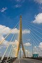 Free Modern Bridge Royalty Free Stock Image - 20347976