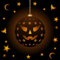 Free Halloween Hanging Lantern Stock Photo - 20348330