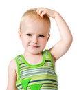 Free Little Boy Stock Photography - 20348352
