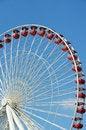 Free Ferris Wheel Detail Stock Photography - 20349572