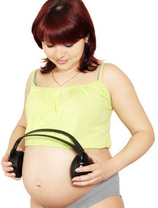 Free Pregnant Woman Stock Photography - 20340022