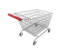 Free Shopping Carts Royalty Free Stock Images - 20341079
