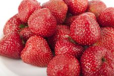Free Strawberries Stock Images - 20341384