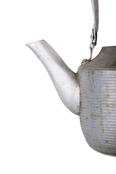 Free Old Tea Pot Royalty Free Stock Photography - 20341977
