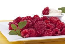 Free Raspberries Stock Photos - 20342583