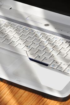 Free Computer Keyboard Royalty Free Stock Photography - 20343117