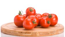 Free A Bunch Of Tomatoes Stock Photos - 20345903