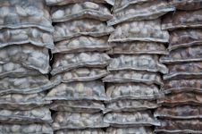 Free Stone In Sack For Sale In Thailand Stock Photos - 20346893