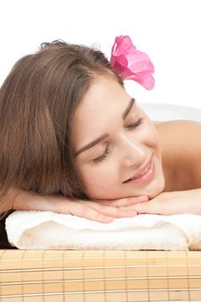 Free Spa Relaxing Stock Photo - 20347010