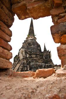 Free Stupa Royalty Free Stock Images - 20347219
