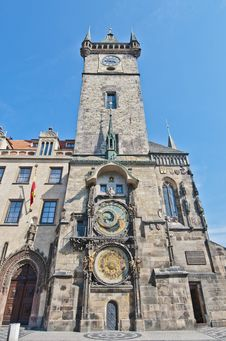 Free Astronomical Clock Royalty Free Stock Images - 20347559