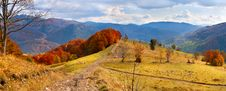 Free Colorful Autumn Landscape Stock Photo - 20347900
