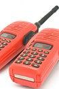 Free Red Radio Communication Stock Photos - 20352413