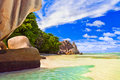 Free Beach Source D Argent At Seychelles Royalty Free Stock Images - 20357689