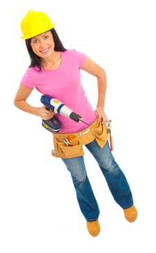 Free Home Improvements Royalty Free Stock Photo - 20350035