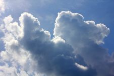 Free Clouds In Blue Sky Stock Photos - 20350563