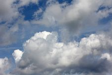 Free Clouds In Sky Royalty Free Stock Photos - 20350588
