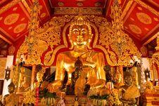 Free Buddha Statue Stock Images - 20351614