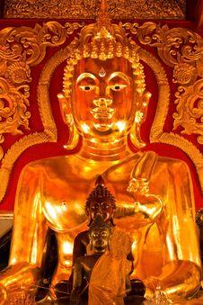 Free Buddha Statue Royalty Free Stock Photos - 20351998