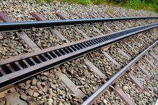 Free Mountain Railway Royalty Free Stock Photography - 20352017
