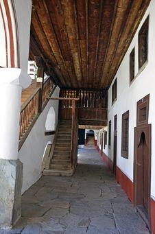 Free Rilski Porch Stock Photo - 20352080
