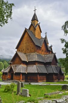 Free Heddal Stave Church Stock Images - 20352394
