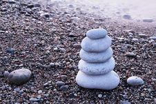 Free Stone Pyramid Royalty Free Stock Photography - 20352647