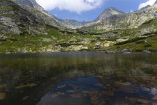 Free Mountain Lake Stock Images - 20352964