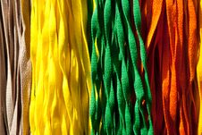 Free Colorful Shoelace Stock Photos - 20353313