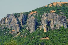 Free Meteora Geological Stock Images - 20353524
