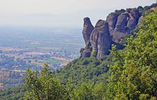 Free Meteora At Kalambaka Stock Images - 20353614