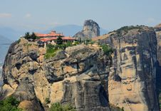 Free Meteora High Royalty Free Stock Photography - 20353737