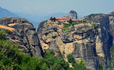 Free Relief Meteora Royalty Free Stock Photography - 20353817