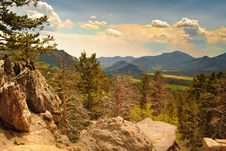 Free Colorado NationalPark Royalty Free Stock Images - 20355279