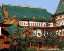 Free Palace Of Tsar Alexei Mikhailovich Stock Images - 20356254