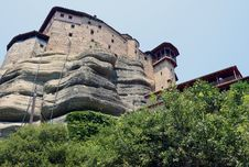 Free Meteora High Stock Photo - 20356380