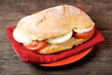 Free Sandwich Royalty Free Stock Photography - 20356567