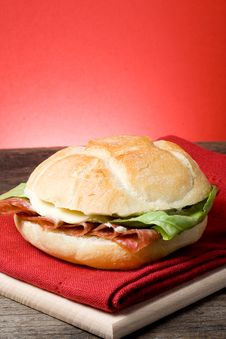 Free Sandwich Stock Images - 20356624